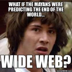 I Maya ci hanno preso veramente?