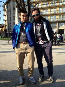 Maratoneti Hipster