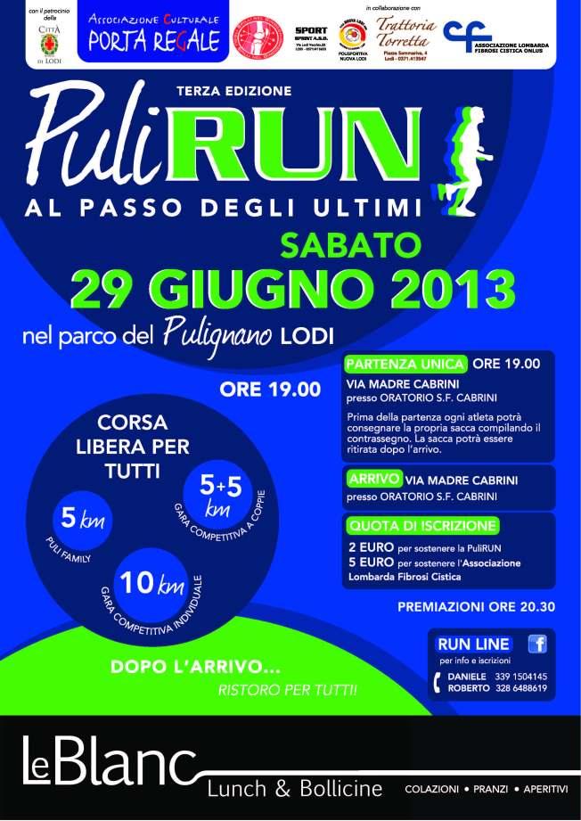 Pulirun 2013 - 29 Giugno 2013