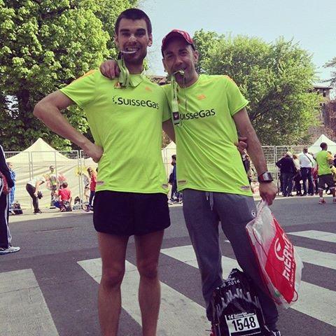 Uomini da maratona