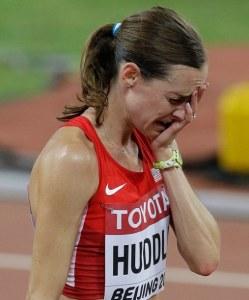 Ci sono momenti che separano un prima da un dopo. Questo per Molly Huddle sembra uno di quelli.
